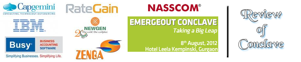 NASSCOM Emergeout Conclave