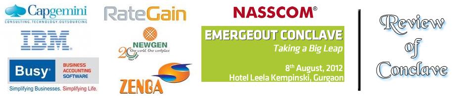 NASSCOM Emergeout Conclave